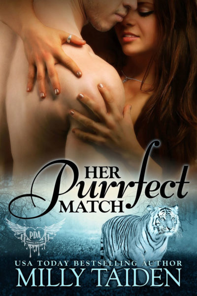 Her Purrfect Match by Milly Taiden