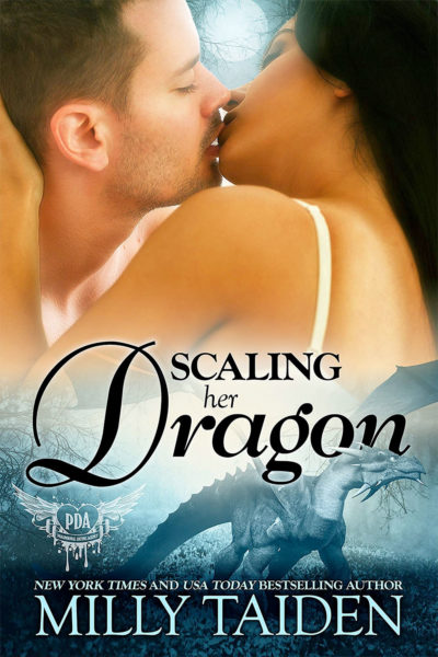 Scaling Her Dragon by Milly Taiden