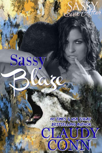 Sassy Blaze by Claudy Conn