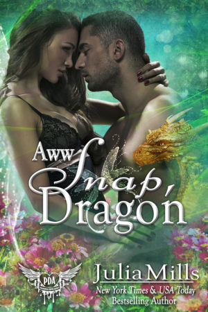 Aww Snap, Dragon by Julia Mills