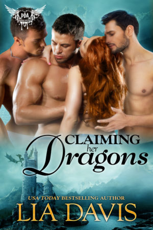 Claiming Her Dragons by Lia Davis