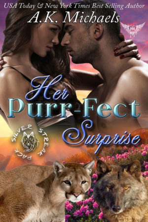 Her Purr-Fect Surprise by AK Michaels