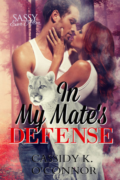 In My Mate's Defense by Cassidy K. O'Connor