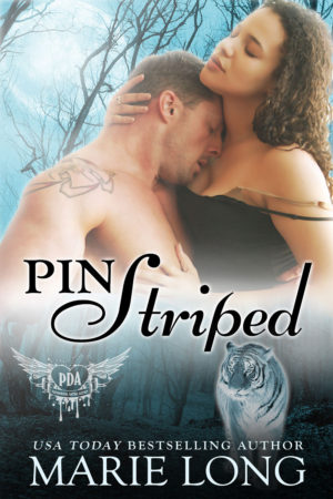 Pin-Striped by Marie Long