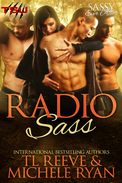 Radio Sass by TL Reeve