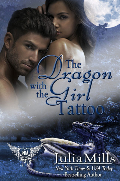 The Dragon with the Girl Tattoo by Julia Mills