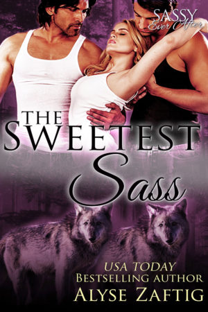 The Sweetest Sass by Alyse Zaftig