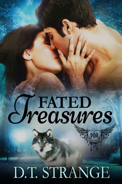 Fated Treasures by D.T. Strange