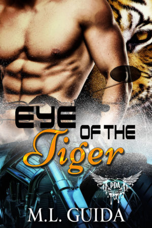 Eye of the Tiger by ML Guida