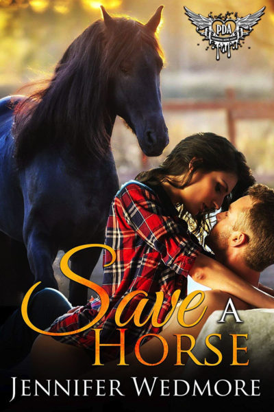 Save a Horse by Jennifer Wedmore