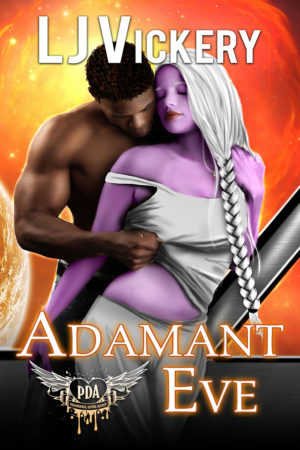 Adamant Eve by LJ Vickery