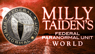 Federal Paranormal Unit World