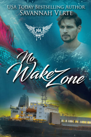 No Wake Zone by Savannah Verte