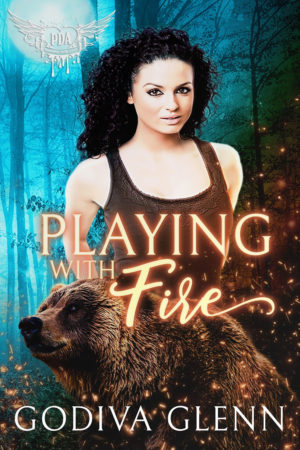 Playing with Fire by Godiva Glenn