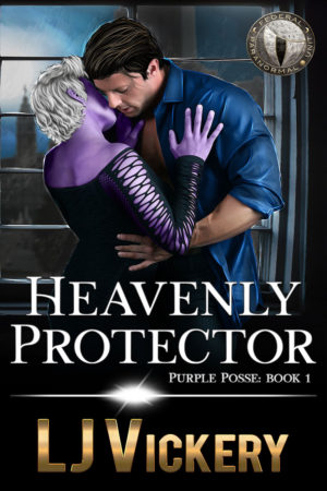 Heavenly Protector by LJ Vickery