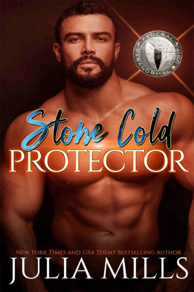 Stone Cold Protector by Julia Mills