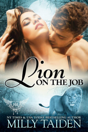 Lion on the Job by Milly Taiden