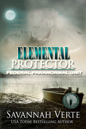 Elemental Protector by Savannah Verte