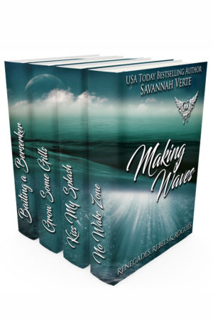 Making Waves Box Set by Savannah Verte