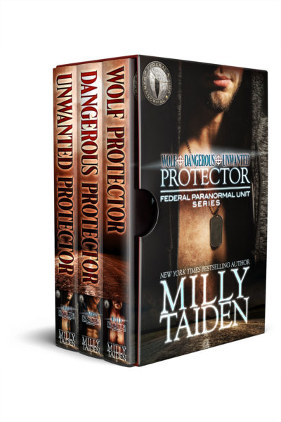 Federal Paranormal Unit Bundle by Milly Taiden