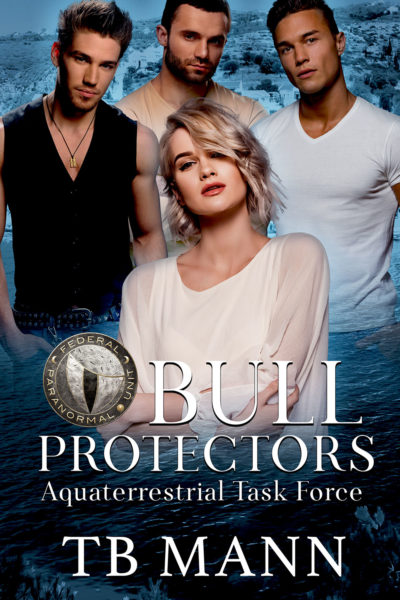 Bull Protectors by TB Mann