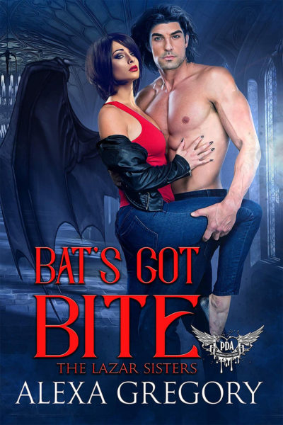 Bat's Got Bite by Alexa Gregory