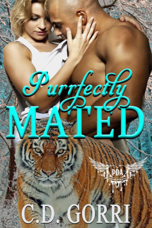 Purrfectly Mated by C.D. Gorri
