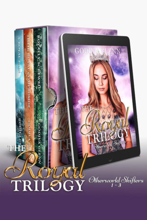 The Royal Trilogy by Godiva Glenn