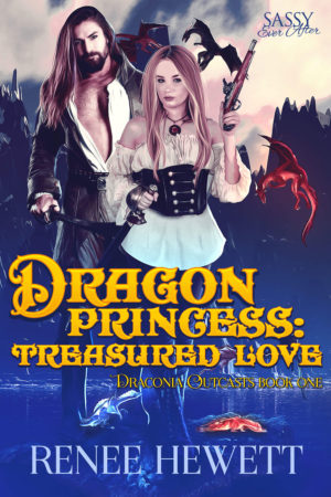 Dragon Princess: Treasured Love by Renee Hewett