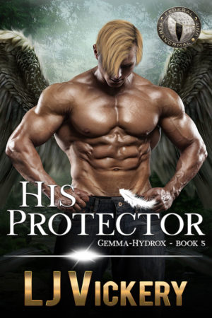 His Protector by LJ Vickery