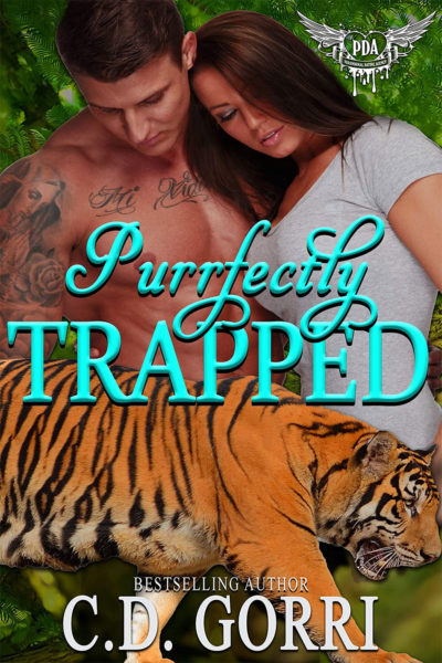 Purrfectly Trapped by C.D. Gorri