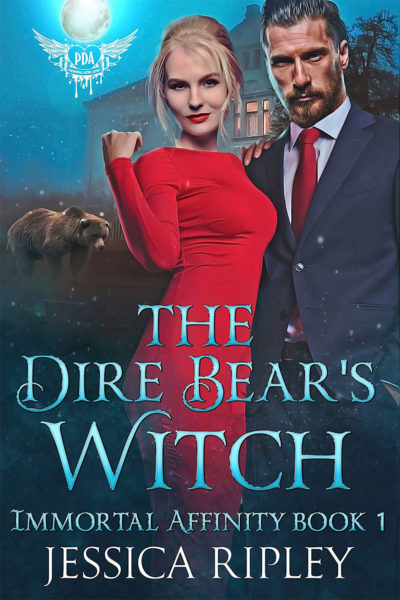 The Dire Bear's Witch by Jessica Ripley