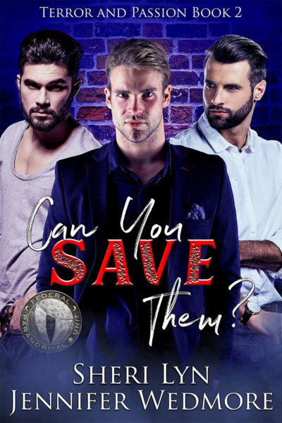 Can You Save Them? by Jennifer Wedmore