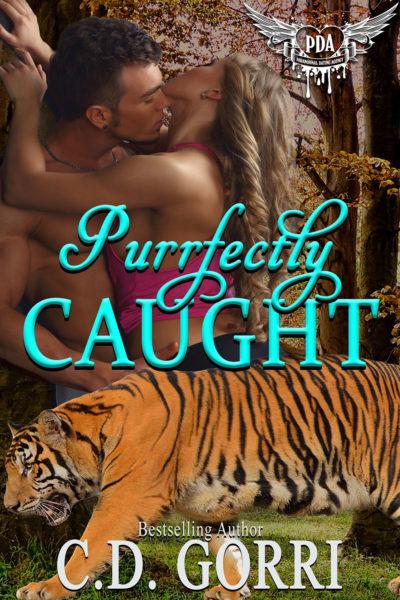 Purrfectly Caught by C.D. Gorri