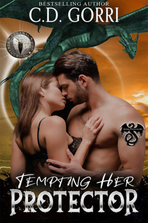 Tempting Her Protector by C.D. Gorri
