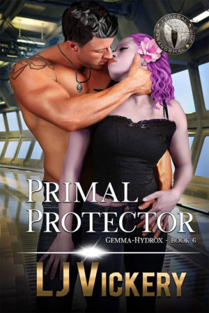 Primal Protector by LJ Vickery