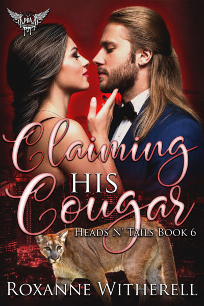 Claiming His Cougar by Roxanne Witherell