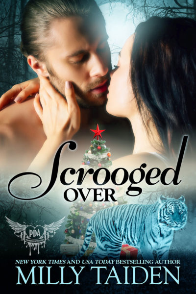 Scrooged Over by Milly Taiden
