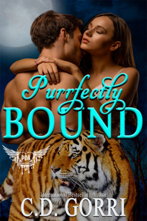 Purrfectly Bound by C.D. Gorri